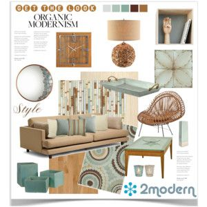 Organic Modernism With 2Modern                                                                                                                                                      More