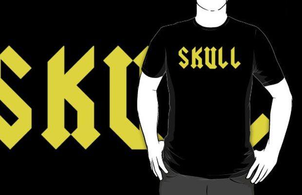 Butthead Skull Costume T-Shirt Get yours here: http://tshirtonomy.com/go/butthead-skull