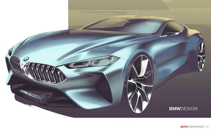 2017 BMW Concept 8 Series