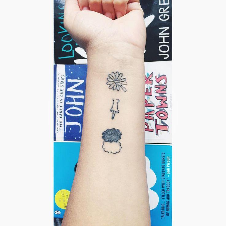 John green tattoo