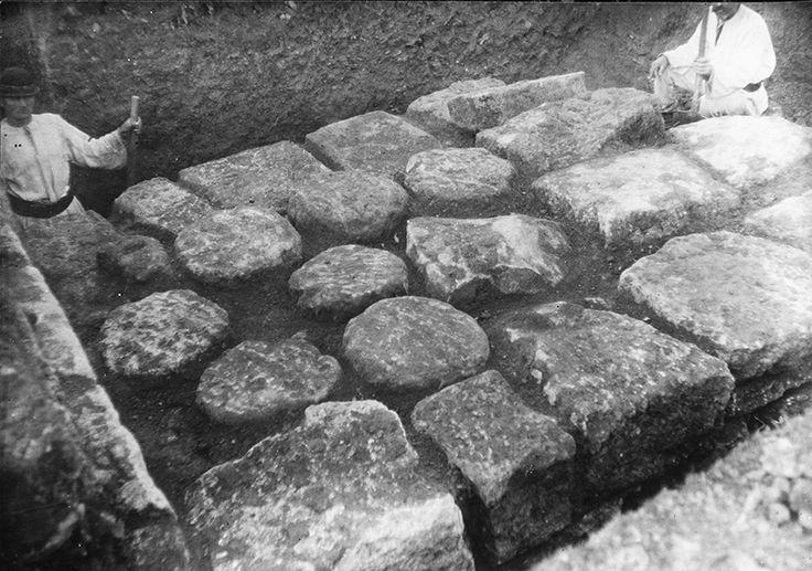 Costesti cetatuie, Dacian fortification