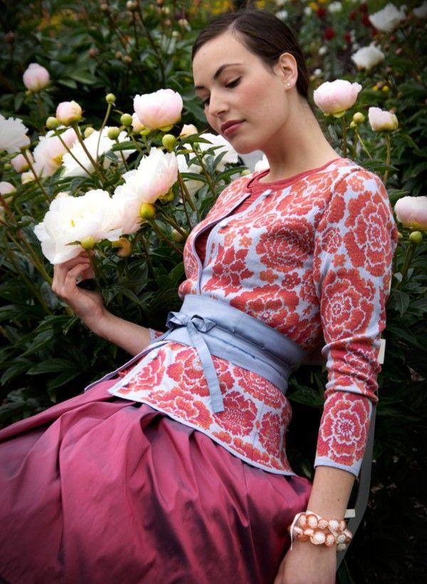 Beautiful Norwegian Fashion.