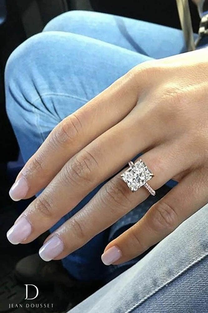 Iconic Engagement Rings By Jean Dousset Engagement Rings