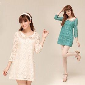 Платья из кружевной ткани на Таобао www.taobao-live.com