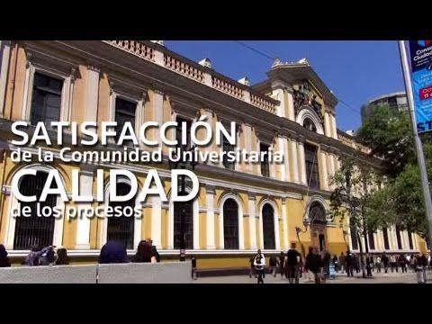 Certificación ISO 9001: 2008 en Universidad de Chile. Ver más en http://uchile.cl/u108749