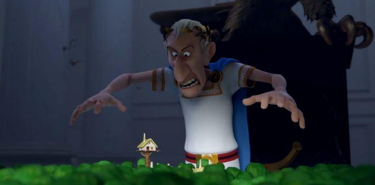 Cesar Asterix Domaine des Dieux Personnage  More here! http://lamaisonmusee.com/
