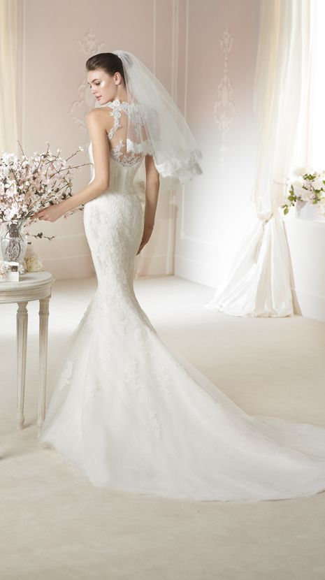 11 best Romantic images on Pinterest | Wedding frocks, Homecoming ...