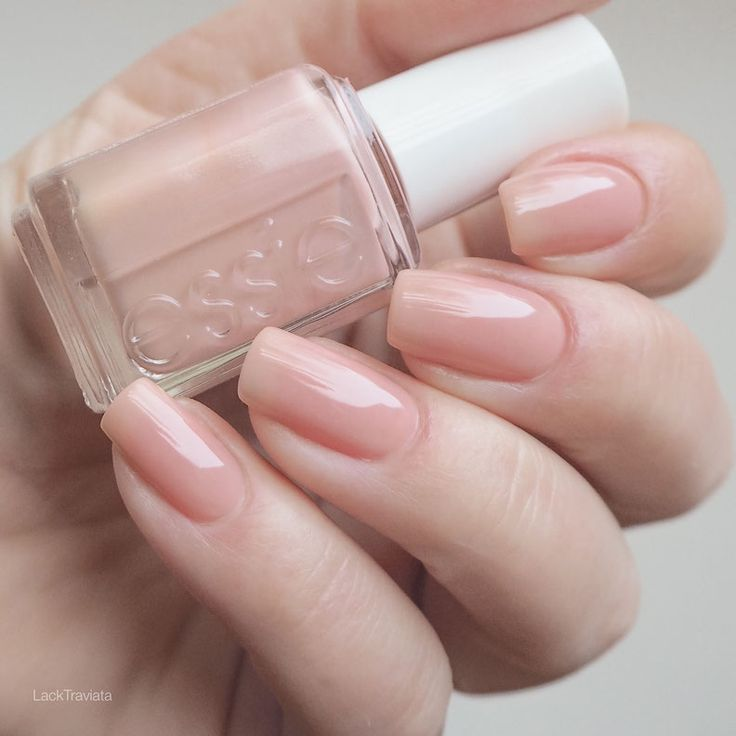 essie • not just a pretty face • das perfekte Nude – Beauty