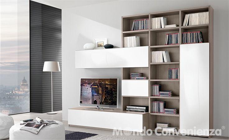 Step - Soggiorni - Moderno - Mondo Convenienza | Dream on ...