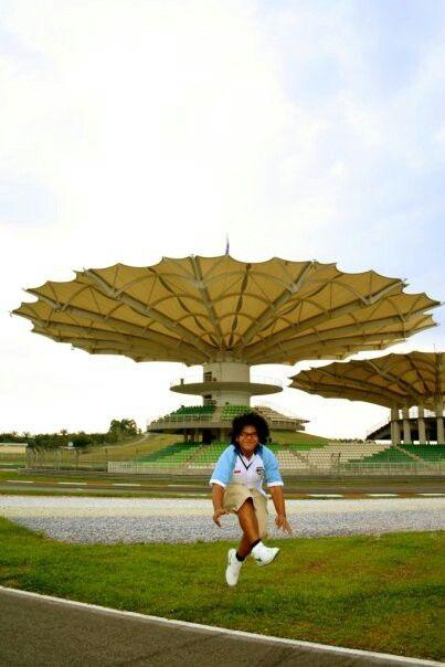 Sepang international circuit - malaysia