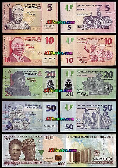 nigeria currency | Nigeria currency till date