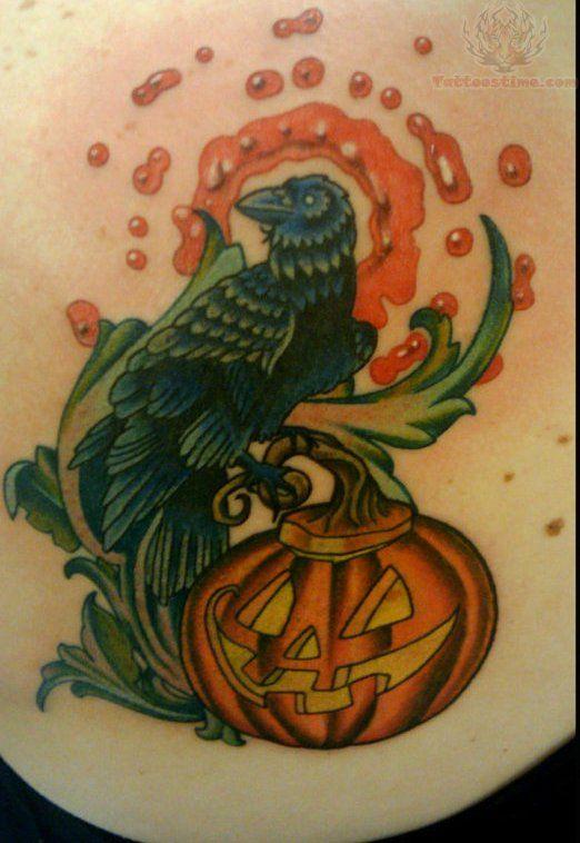 17 best ideas about pumpkin tattoo on pinterest for Tattoos of pumpkins