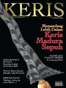 Majalah Keris vol. 28 | $8.99 USD