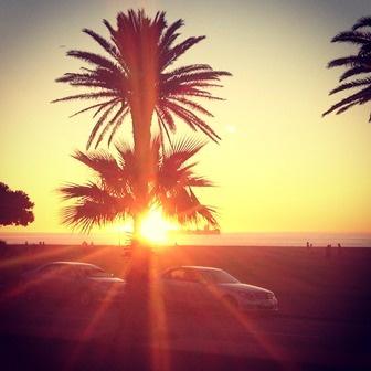 Cape Town Summer Sunset