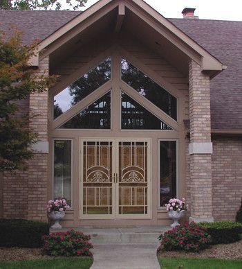 home security doors.