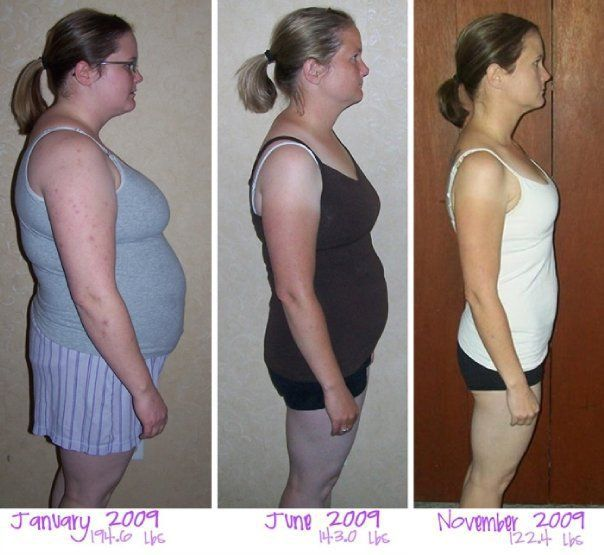 Intensified odor danielles 140-pound weight loss journey before and after did