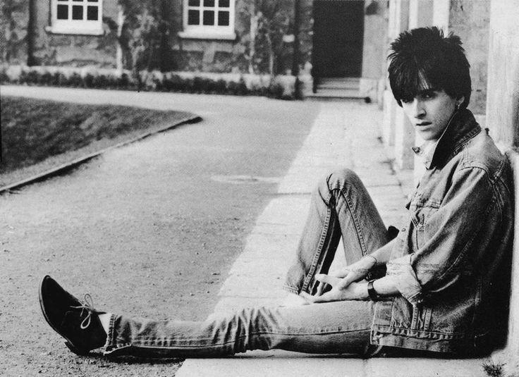 Johnny Marr, Oxford, 1985