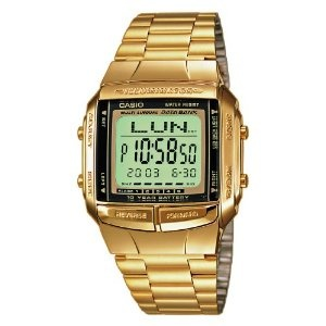 Can I have this please? ... thanks ... Casio Databank Bracelet Watch £26.84