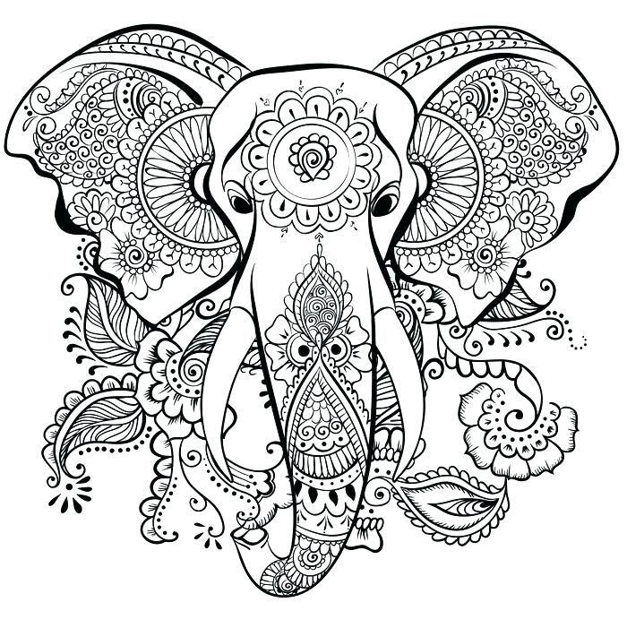 coloriage mandala animaux 5 a imprimer gratuit | Coloriage ...
