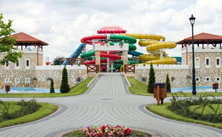 Ceglédi Gyógyfürdő és Szabadidőközpont Aquaparkja
