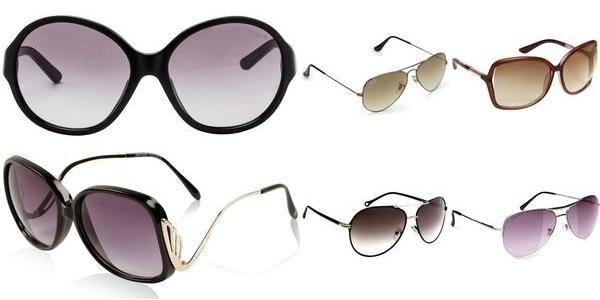 """Magic Eyes!!"" Awesome list on #sunglasses #gradientlens by Swati Pathak #fashion"