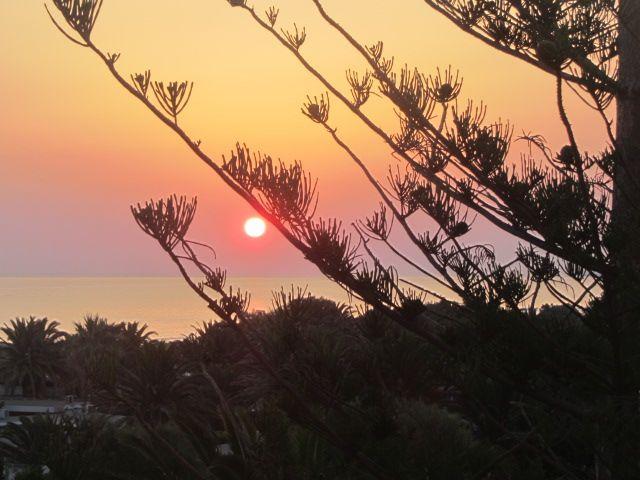 Lever du soleil Amoudara