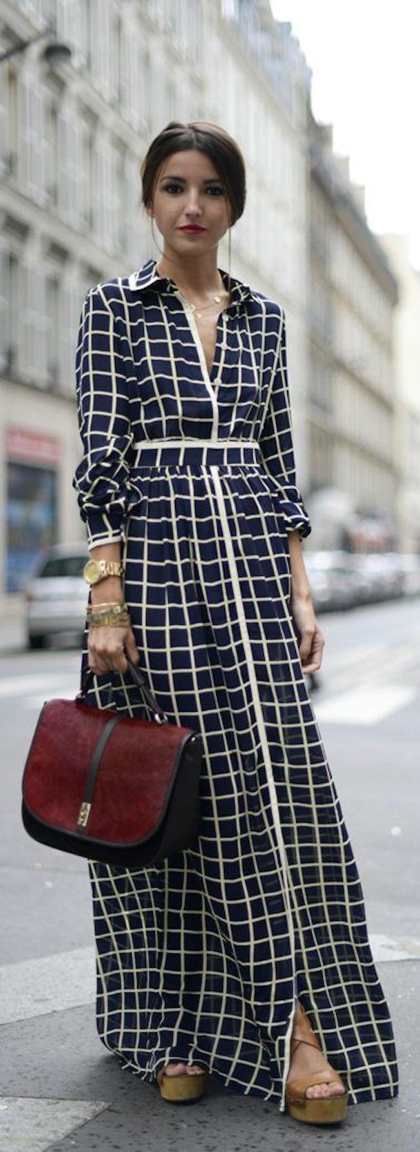 vestido camisero largo lovelypepa