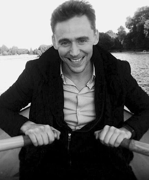 Imagine this as a date with Tom!! :)