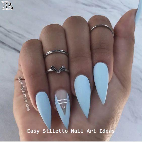 30 große Stiletto Nail Art Design-Ideen #nail – Nagel Design