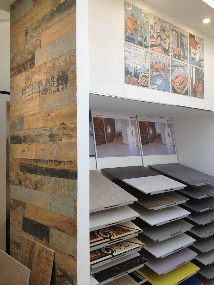 1000 Images About Tile Display Ideas On Pinterest