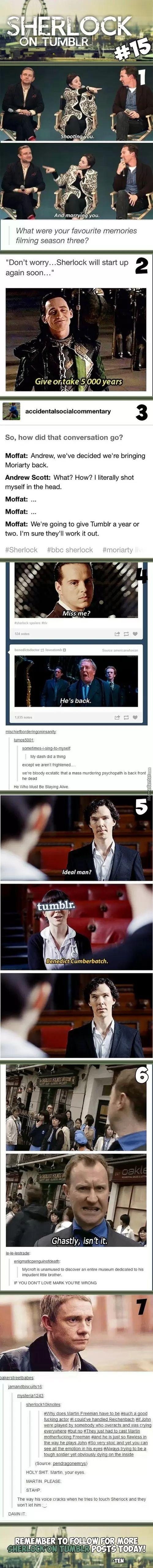 Sherlock On Tumblr #15