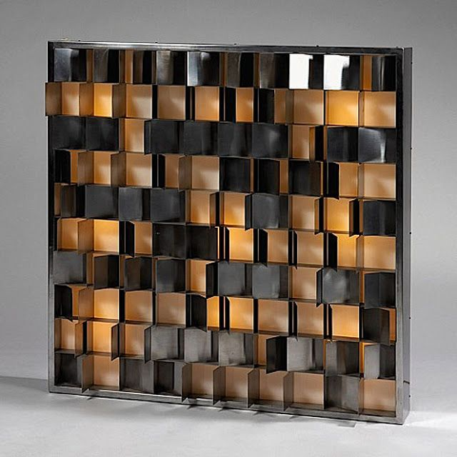 Gianfranco Fini   Style moderne, Lamp, Paravent
