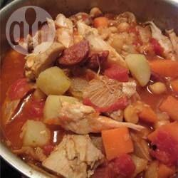Spaanse kip stoofpot @ allrecipes.nl