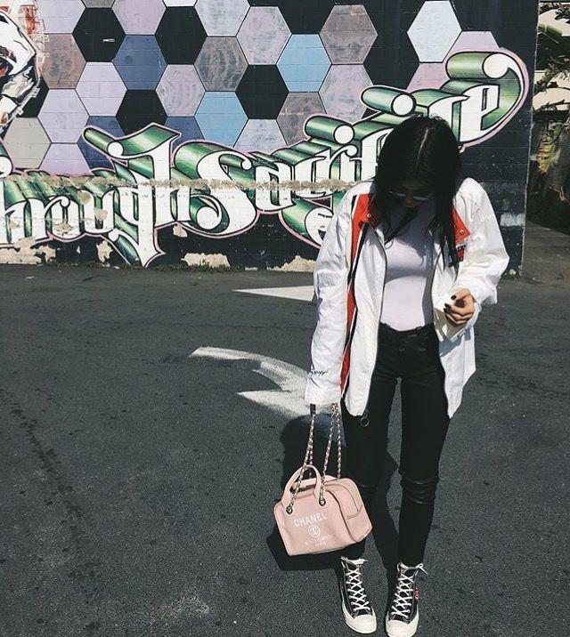 Kylie Jenner's Chanel Bag