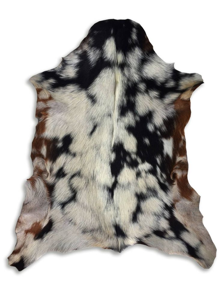 Cowhide rugs for home decor. black/white exotic cow hide area rugs. Small handmade Cow hide rugs for sale. Indoor leather rug. Cow skin rugs by CamuDecor on Etsy