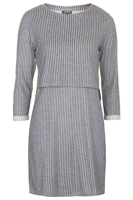 What To Buy From The HUGE Topshop Sale, ASAP #refinery29  http://www.refinery29.com/2015/04/86148/topshop-spring-sale-april-2015#slide-18  The overlay detail gives this dress the illusion of a two-piece set.