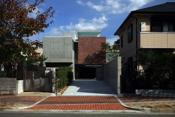 コンクリート造・RC造の家 デザイナーズハウス・注文建築・自由設計・建築家 アーキッシュギャラリー(東京・名古屋・大阪)Achish&Gallery