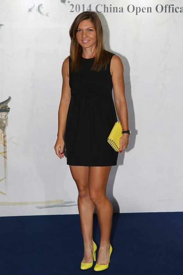 Simona Halep  players party Beijing 2014