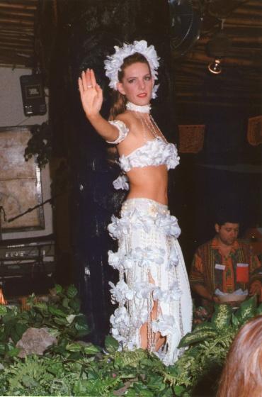 Erika Maldonado: Fundadora de Nani Ola Academia de Danzas Polinesias