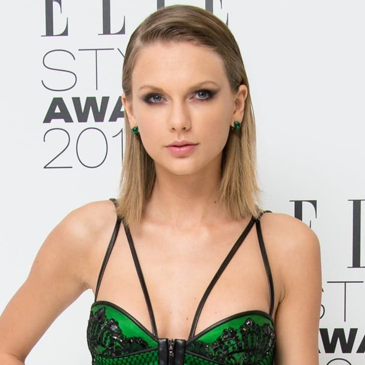 "Pin for Later: Taylor Swift Is Never, Ever ""Going to Talk"" About Katy Perry"
