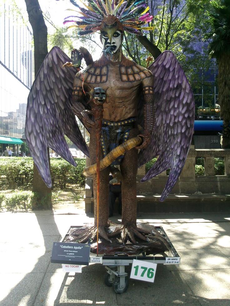 Alebrije azteca....
