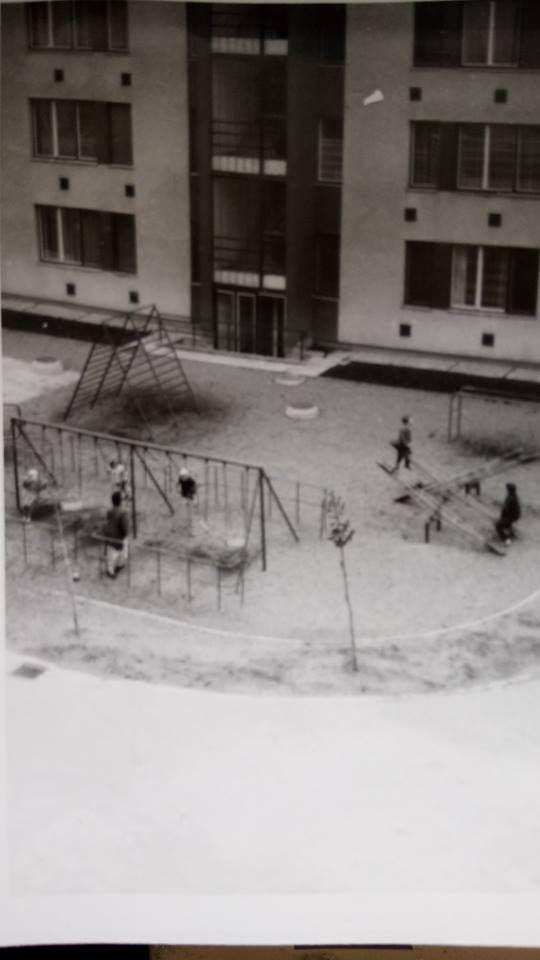1970-es évek eleje, Csorba u 8. Szeged