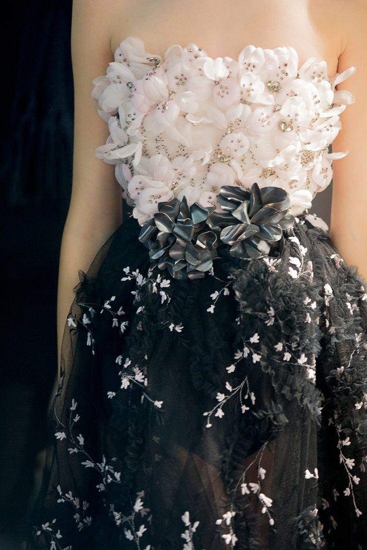 bridal style | embellishment | via: a feminine tomboy