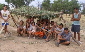 Getting close to indigenous culture