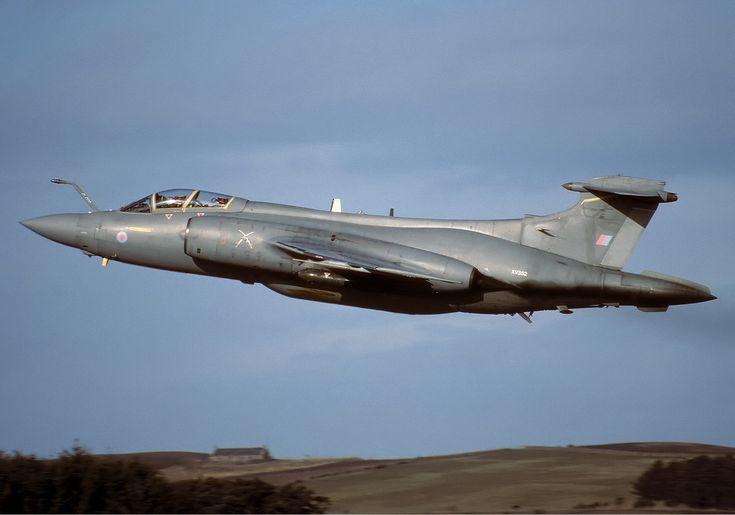 Royal Air Force British Aerospace / Hawker Siddely / Blackburn Buccaneer S2B Lofting-1