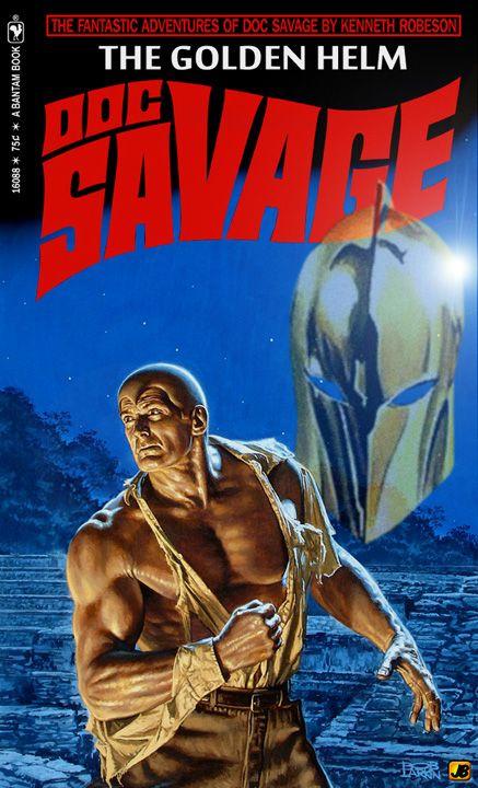 Doc Savage: Dr. Fate - Fanboyartist.com