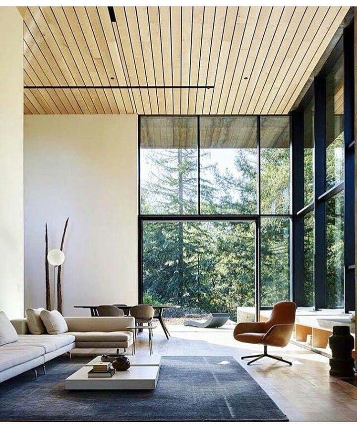 17+ Modern Interior Design Ideas for Family Homes  Waaa, simple, modern, and elegant. I love it! :D  #Modern #Interior #InteriorDesign #LivingRoom #Furniture #Contemporary