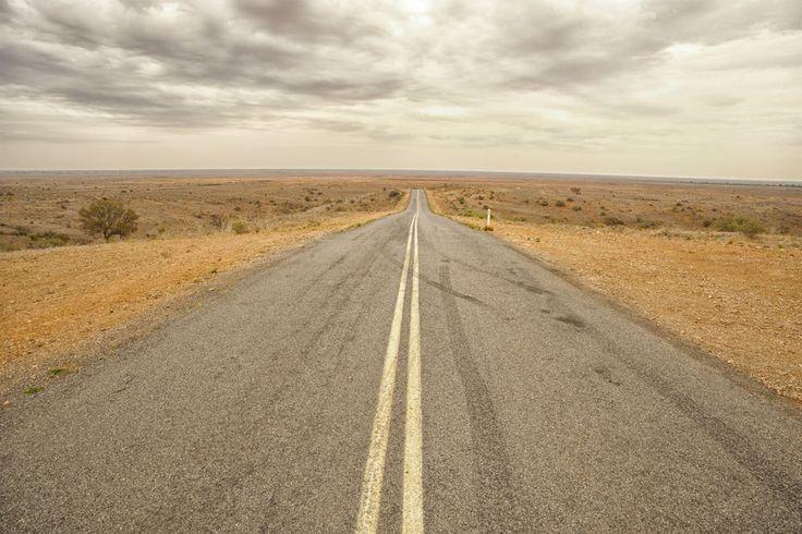 Mundi Mundi plains NSW Australia by tcbenneyworth