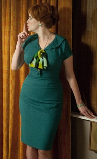 LOVE this Joan ensemble
