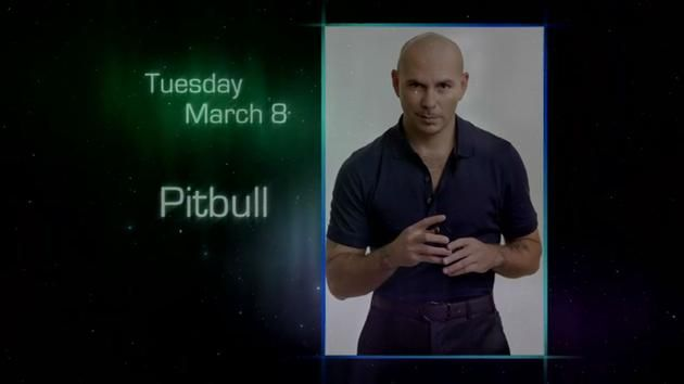 Pit Bull coming to Rodeo Houston 2016 March 8th.